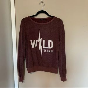 ☆ WILDFOX SWEATER ☆